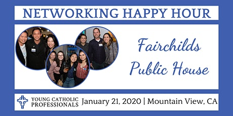 January Networking Happy Hour at Fairchilds Public House tickets