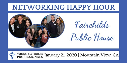 January Networking Happy Hour at Fairchilds Public House