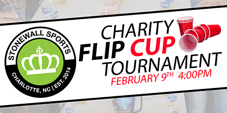Stonewall Sports Charlotte Charity Flip Cup Tournament tickets