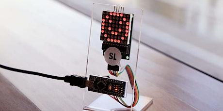 Arduino 101 - The Desktop Oddity  tickets
