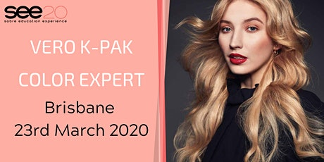 Vero K-Pak Color Expert - BRISBANE tickets