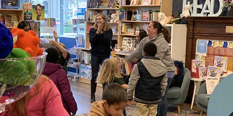 Music and Movement Storytime tickets