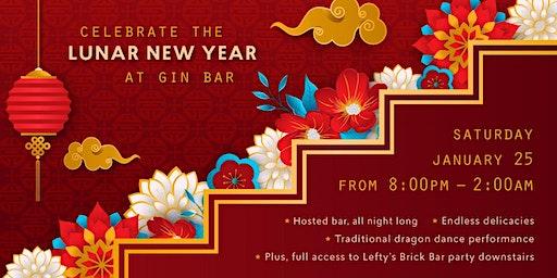 Lunar New Year Party @ Gin Bar