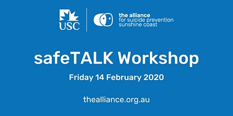 safeTALK suicide-alertness workshop tickets