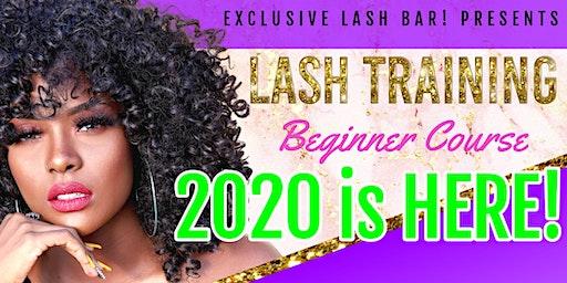 Eyelash Extensions  - Beginner's Class