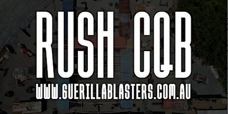 RUSH CQB - Speedball League Day 26.01.2020 tickets