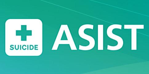 ASIST -Applied Suicide Intervention Skills Training: 2 x day workshop