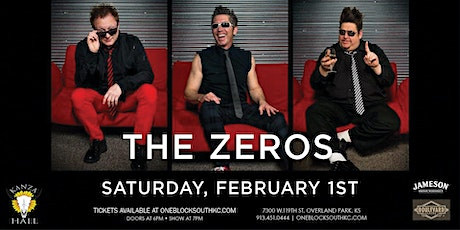 The Zeros At Kanza Hall tickets