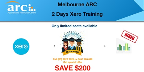 2-Days Xero Bookkeeping Training tickets