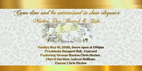 Savoir Vivre's Fourth Annual Mother's Day Brunch Gala tickets