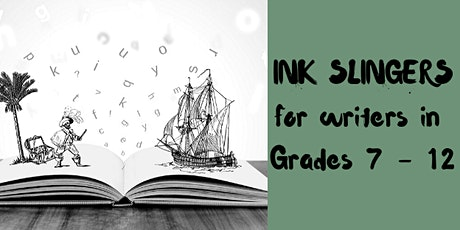 Ink Slingers - Young Writers Group tickets