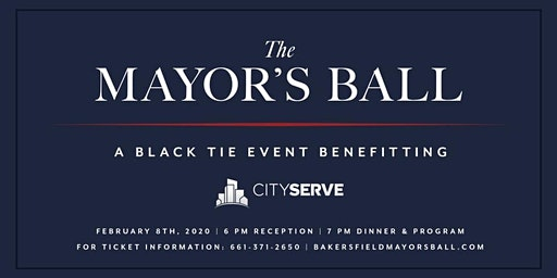 The Mayor's Ball - A Black Tie Event Benefitting CityServe