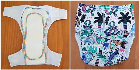 Modern Cloth Nappy Sewalong Workshop tickets