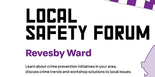 Revesby Local Safety Forum 2020