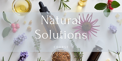 Natural Solutions Course