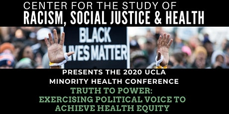 2020 UCLA Minority Health Conference tickets