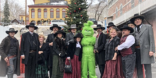 Grinch Made Me Do It Saloon Crawl