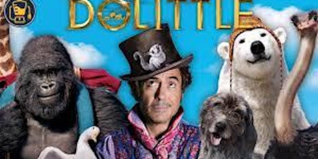 """FENCE POSTS FOR FARMERS presents """"DOLITTLE"""" tickets"""