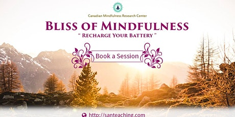 Bliss of Mindfulness tickets