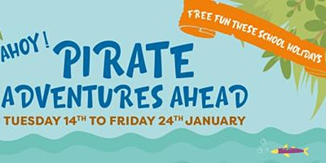 Pirate Adventures tickets