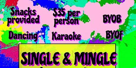 Single & Mingle Paint Party tickets