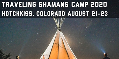 Creating Traveling Shamans Camp tickets