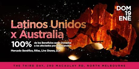 Latinos Unidos x Australia tickets