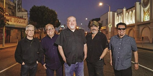 Los Lobos plus the Volker Strifler Band