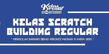 KELAS KREATIF REGULAR tickets