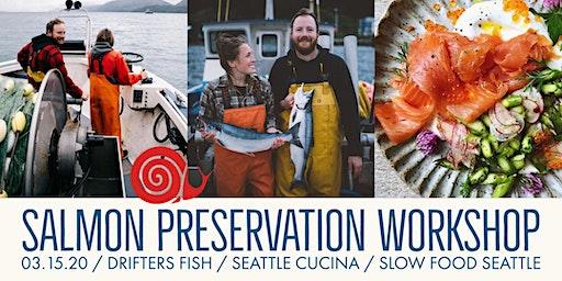 Salmon Preservation Workshop