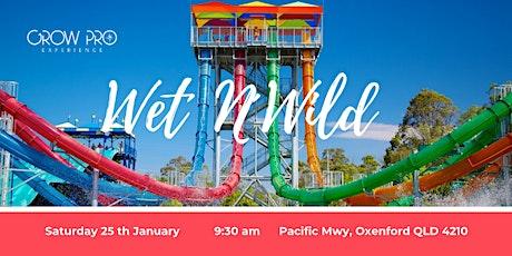 Wet`  N ´  Wild tickets