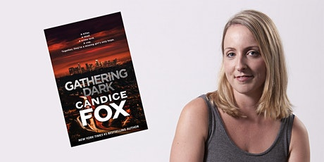 FrankTALK and book signing: Candice Fox tickets