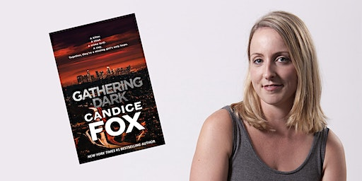 FrankTALK and book signing: Candice Fox