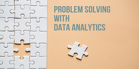 Problem Solving with Data Analytics tickets
