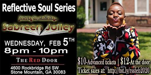 Reflective Soul Series feat Sabreen Jolley