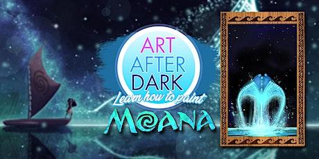 Art After Dark, Moana Manta Ray tickets