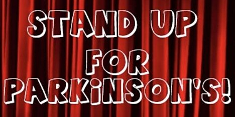 Stand Up To Parkinson's Comedy/Dinner