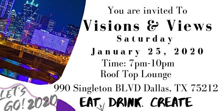 Visions & Views tickets