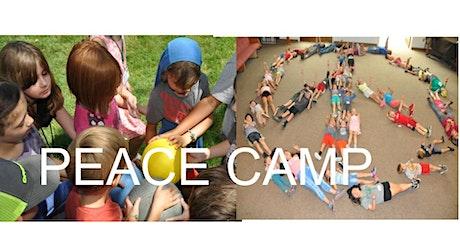 2020 Peace Camp for pre-K through 8th grade tickets