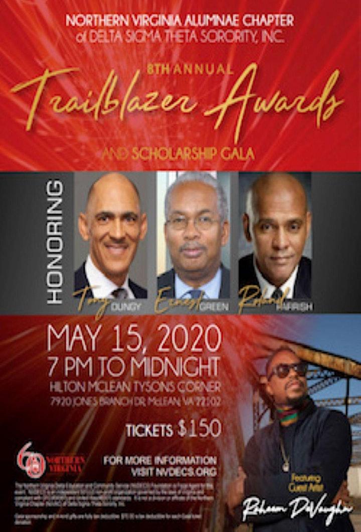 8th Annual Trailblazer Awards and Scholarship Gala image