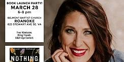Nothing Wasted Book Tour with Kasey Van Norman