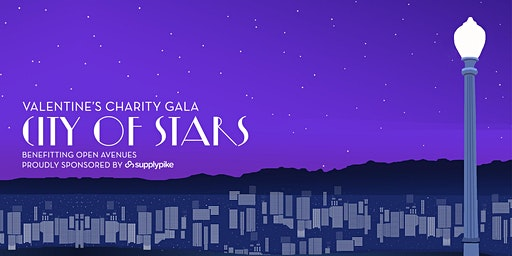 City of Stars Valentine's Charity Gala