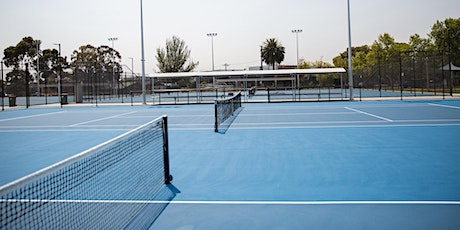 Riverside Tennis Courts - 1 hour hire - 18 January 2020 to  24 January 2020 tickets