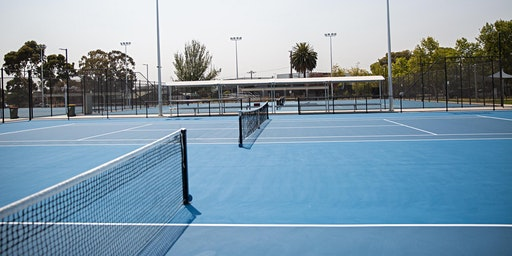 Riverside Tennis Courts - 1 hour hire - 18 January 2020 to  24 January 2020