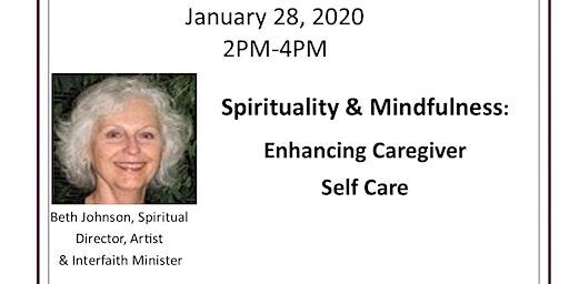 HOPE Dementia Community Education - Spirituality & Mindfulness