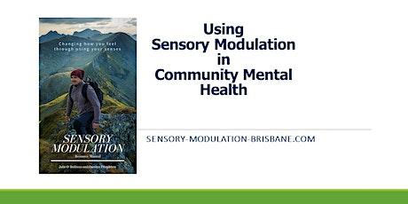 Using Sensory Modulation in Community Mental Health tickets