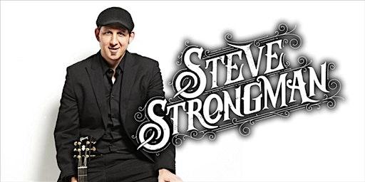 Steve Strongman Acoustic Blues Sesions
