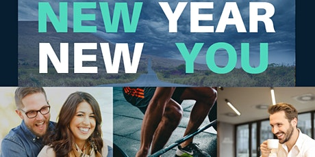 New Year New You - Learn how to achieve your goals! tickets