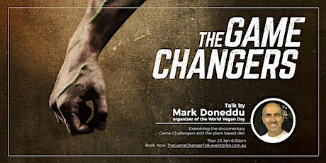 The Game Changers : Talk by Mark Doneddu tickets