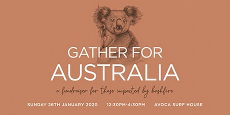 Gather for Australia tickets